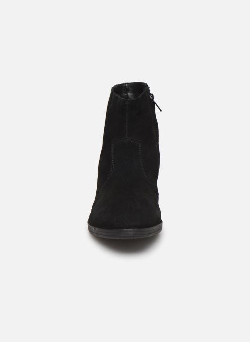 Bottines et boots Esprit 089EK1W020 Noir vue portées chaussures