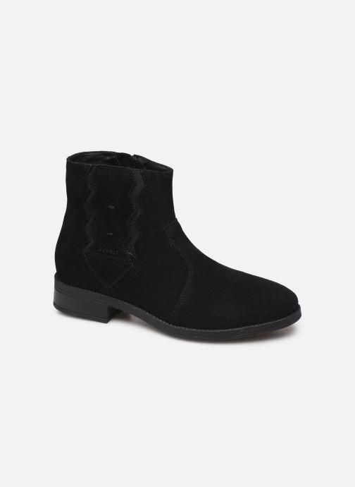 Bottines et boots Esprit 089EK1W020 Noir vue détail/paire