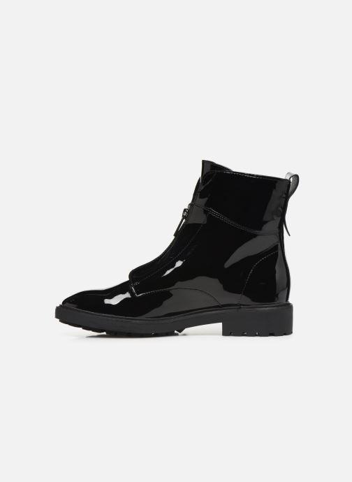 Boots en enkellaarsjes Esprit 099EK1W008 Zwart voorkant