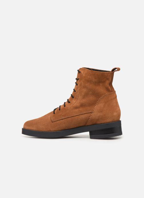 Bottines et boots Esprit 089EK1W010 Marron vue face