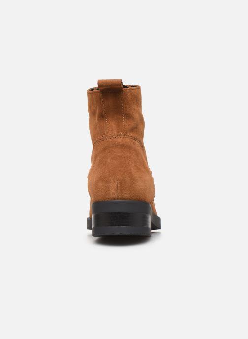 Bottines et boots Esprit 089EK1W010 Marron vue droite
