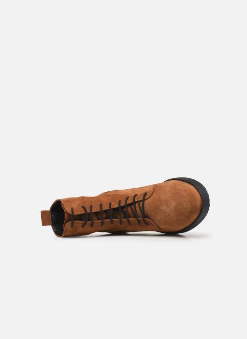 Bottines et boots Esprit 089EK1W010 Marron vue gauche