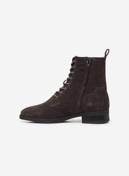Bottines et boots Esprit 089EK1W021 Marron vue face
