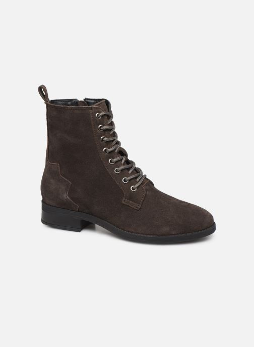 Bottines et boots Esprit 089EK1W021 Marron vue détail/paire