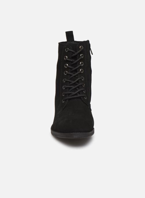 Stiefeletten & Boots Esprit 089EK1W021 schwarz schuhe getragen