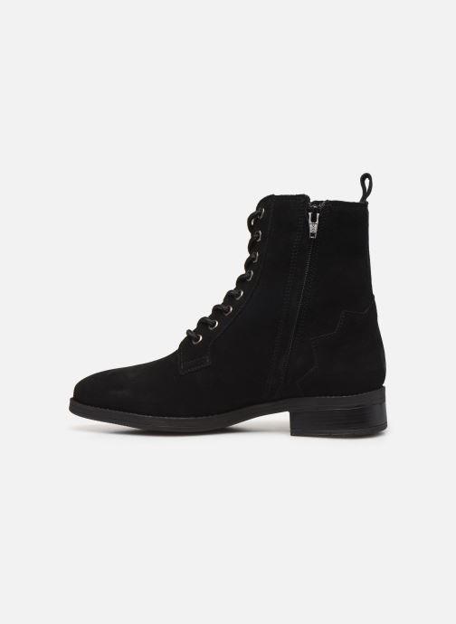 Stiefeletten & Boots Esprit 089EK1W021 schwarz ansicht von vorne