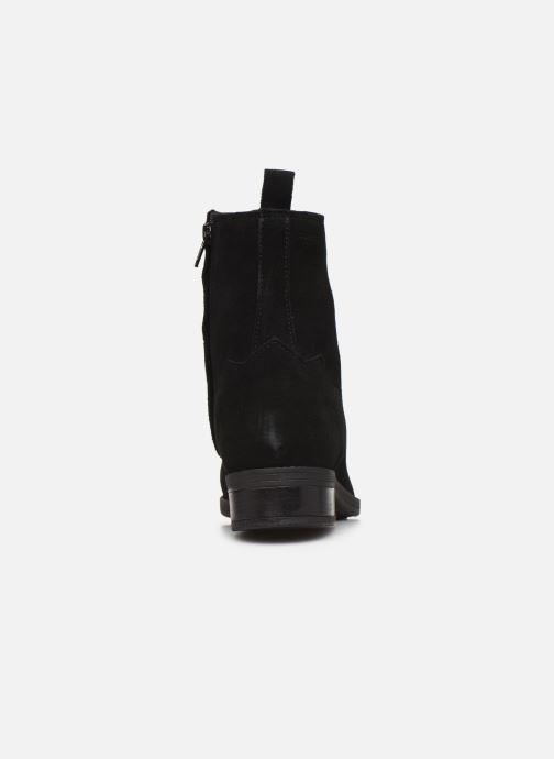 Bottines et boots Esprit 089EK1W021 Noir vue droite