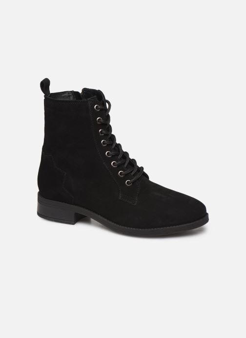Bottines et boots Esprit 089EK1W021 Noir vue détail/paire