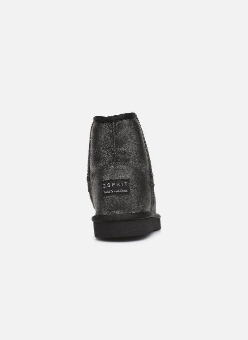 Bottines et boots Esprit 099EK1W038 Argent vue droite