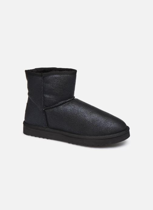 Bottines et boots Esprit 099EK1W038 Bleu vue détail/paire