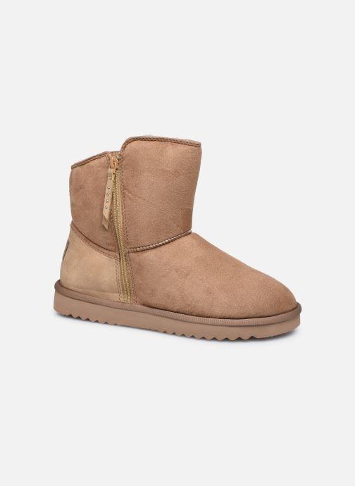 Ankelstøvler Esprit 099EK1W037 Beige detaljeret billede af skoene