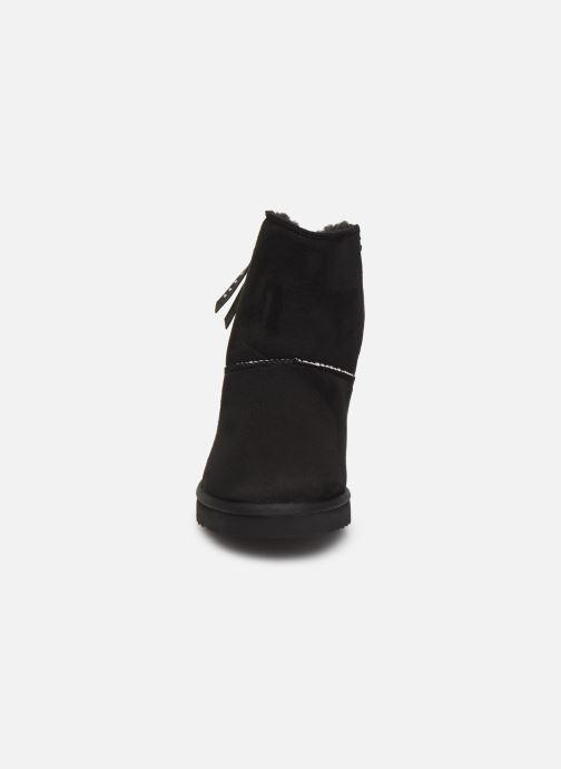 Bottines et boots Esprit 099EK1W037 Noir vue portées chaussures