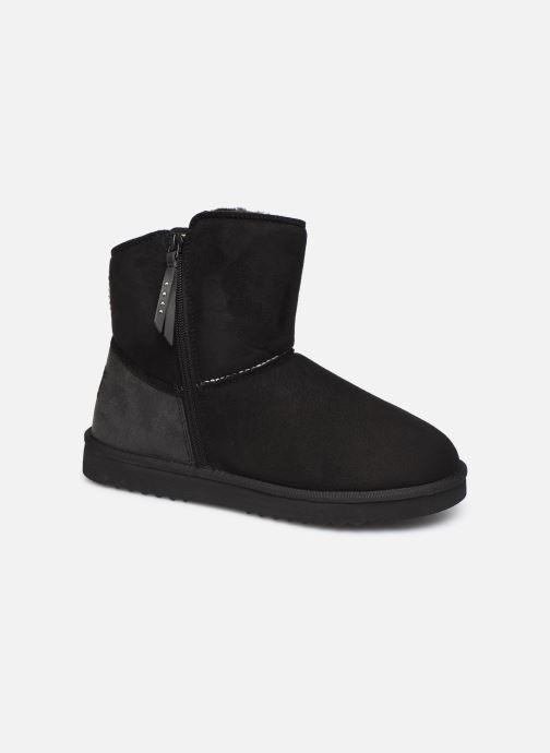 Bottines et boots Esprit 099EK1W037 Noir vue détail/paire