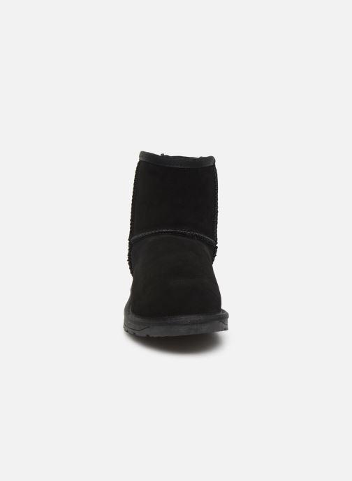 Ankelstøvler Esprit 109EK1W010 Sort se skoene på