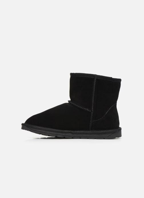 Bottines et boots Esprit 109EK1W010 Noir vue face