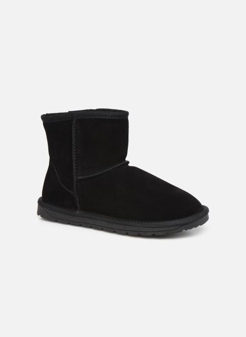 Bottines et boots Esprit 109EK1W010 Noir vue détail/paire