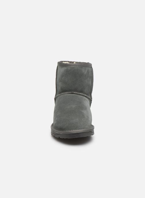 Bottines et boots Esprit 109EK1W010 Gris vue portées chaussures