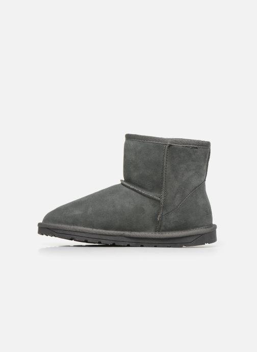 Bottines et boots Esprit 109EK1W010 Gris vue face