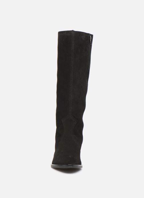 Bottes Esprit 099EK1W021 Noir vue portées chaussures
