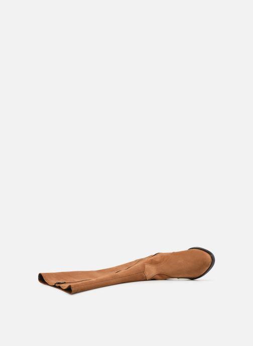 Laarzen Esprit 099EK1W021 Bruin links