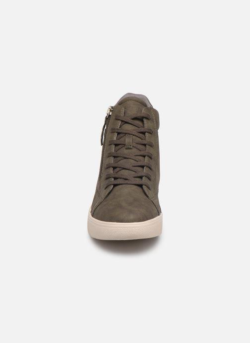 Baskets Esprit 099EK1W033 Vert vue portées chaussures