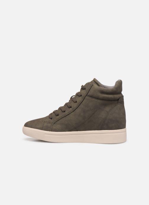 Sneakers Esprit 099EK1W033 Verde immagine frontale