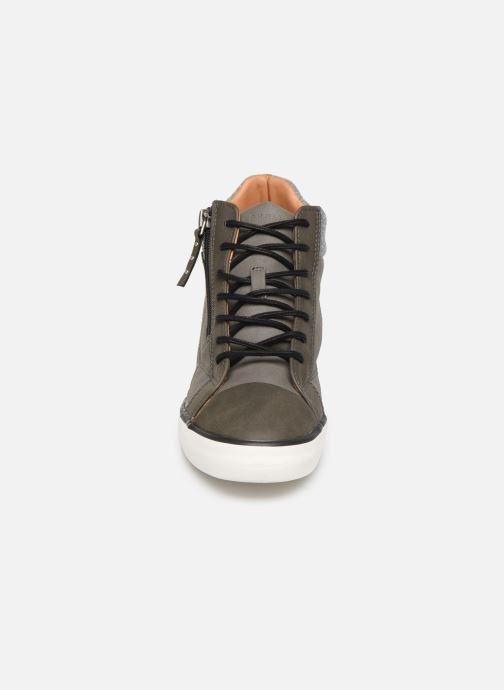 Baskets Esprit 089EK1W033 Gris vue portées chaussures