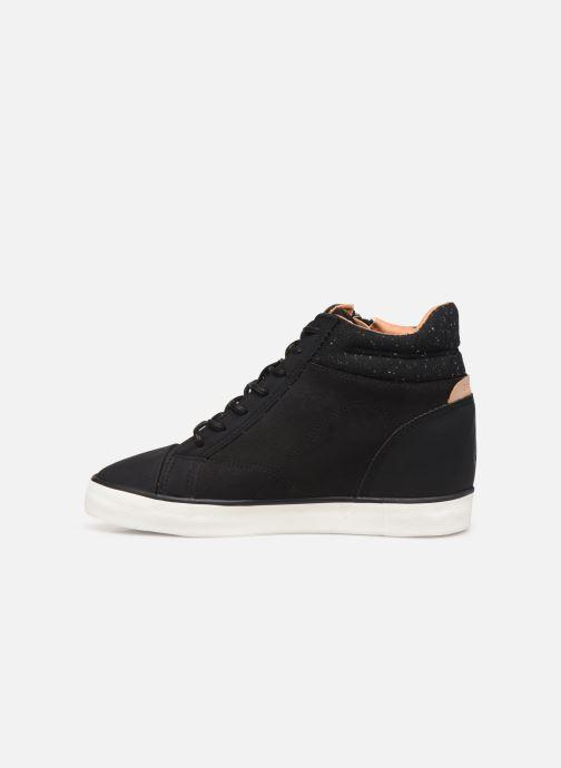 Sneaker Esprit 089EK1W033 schwarz ansicht von vorne