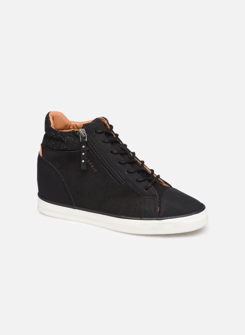 Sneakers Esprit 089EK1W033 Zwart detail