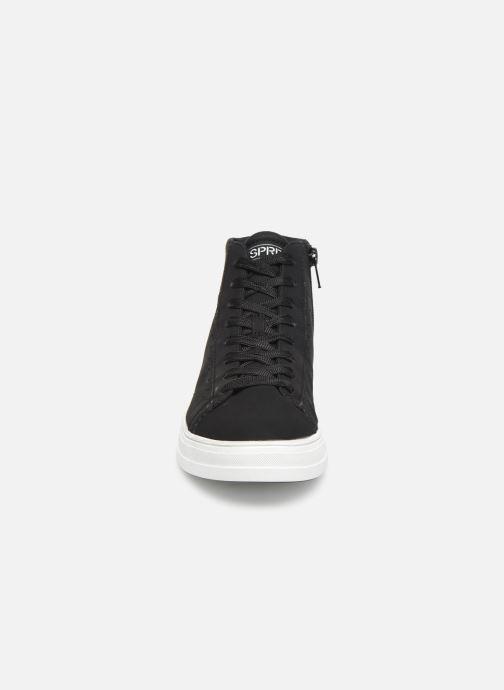 Baskets Esprit 089EK1W027 Noir vue portées chaussures