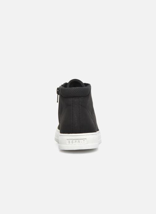 Baskets Esprit 089EK1W027 Noir vue droite