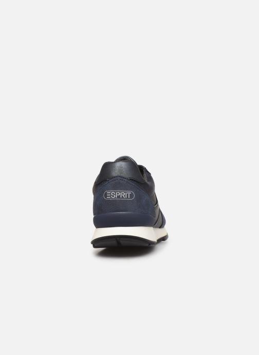 Baskets Esprit 089EK1W037 Bleu vue droite