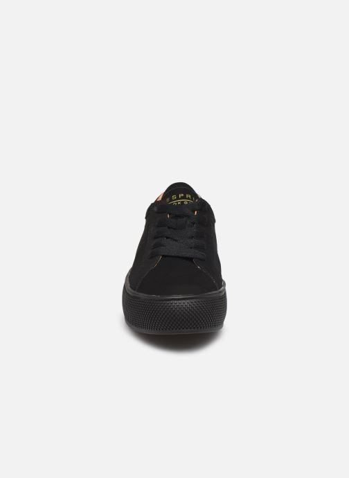 Baskets Esprit 089EK1W022 Noir vue portées chaussures