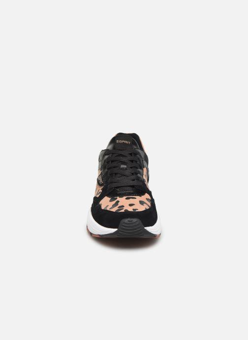 Baskets Esprit 089EK1W030 Noir vue portées chaussures