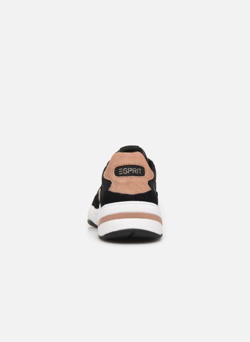 Baskets Esprit 089EK1W030 Noir vue droite