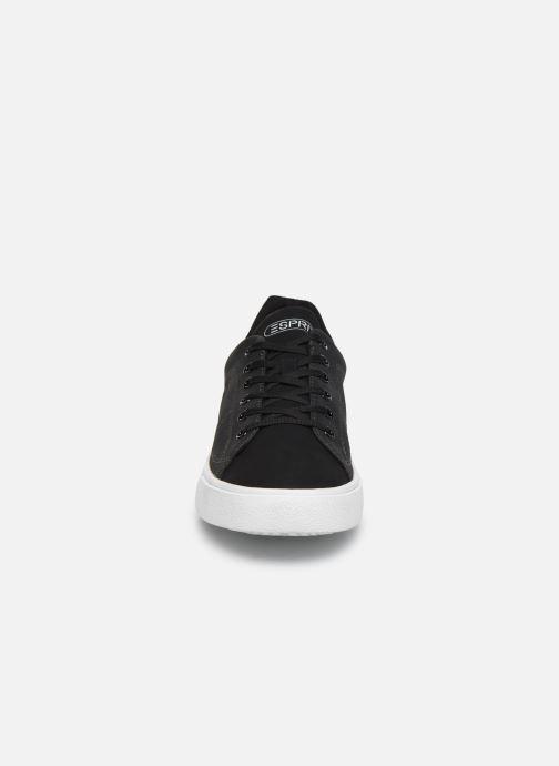Baskets Esprit 089EK1W039 Noir vue portées chaussures