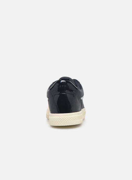 Sneakers Esprit 089EK1W034 Azzurro immagine destra