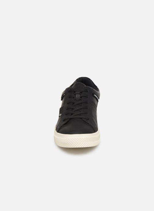 Baskets Esprit 089EK1W034 Noir vue portées chaussures