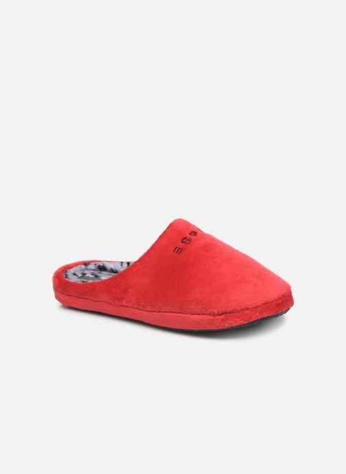 Pantuflas Esprit 109EK1W026 Rojo vista de detalle / par