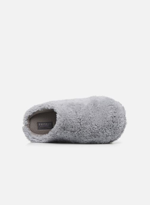 Slippers Esprit 109EK1W028 Grey view from the left
