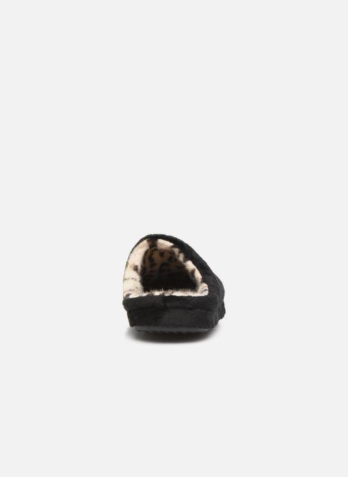 Slippers Esprit 109EK1W027 Black back view