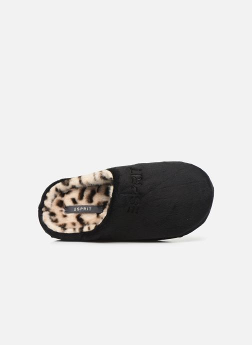 Slippers Esprit 109EK1W027 Black view from the left