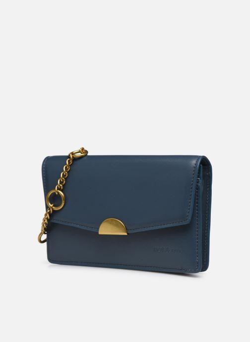 Mini Bags Nat & Nin Gaia blau schuhe getragen