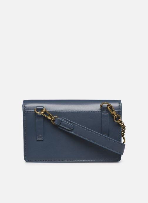 Mini Bags Nat & Nin Gaia blau ansicht von vorne