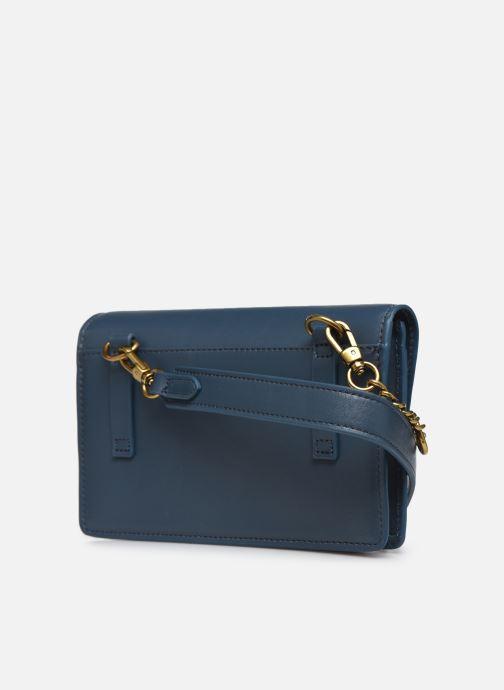 Mini Bags Nat & Nin Gaia blau ansicht von rechts