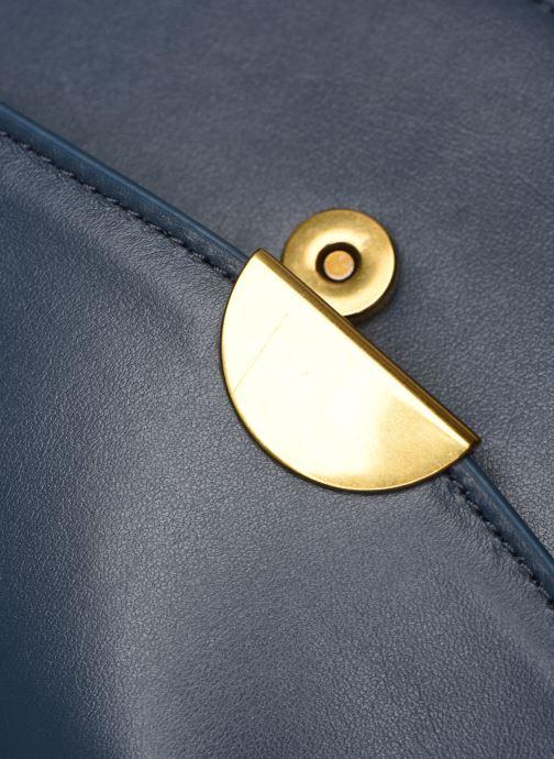 Mini Bags Nat & Nin Gaia blau ansicht von links
