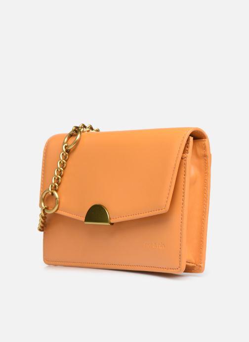 Mini Bags Nat & Nin Gaia gelb schuhe getragen