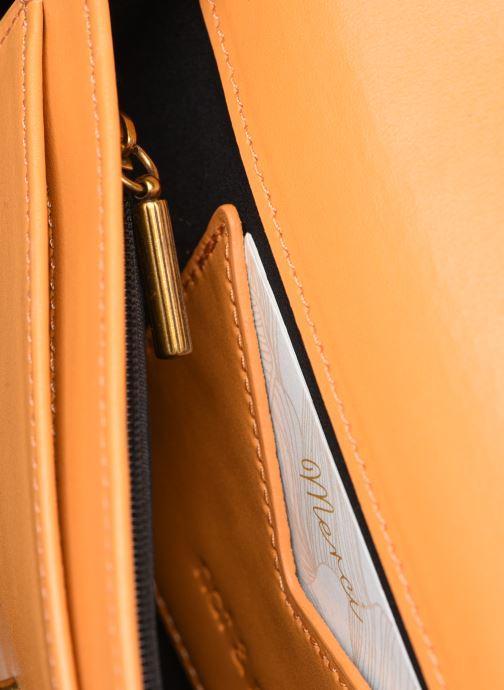 Mini Bags Nat & Nin Gaia gelb ansicht von hinten