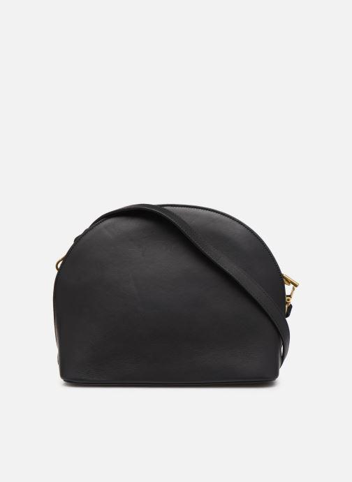 Handtaschen Nat & Nin Appoline schwarz ansicht von vorne