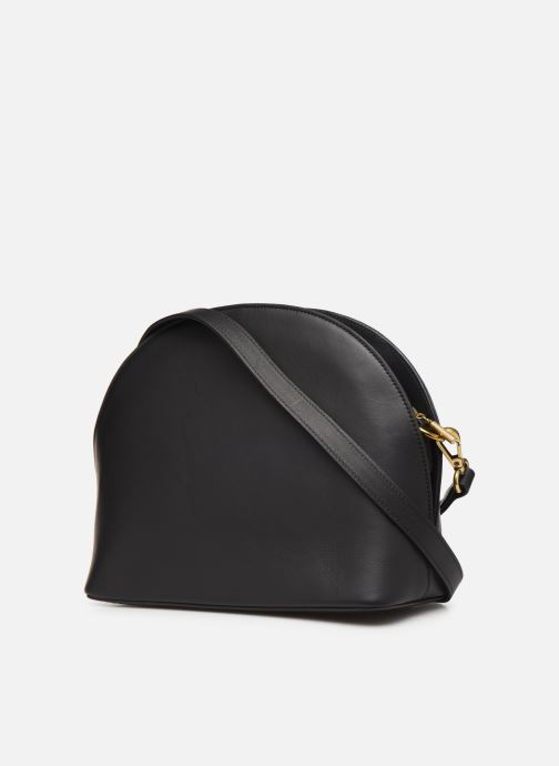 Handtaschen Nat & Nin Appoline schwarz ansicht von rechts